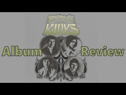 Something Else By The Kinks Album Review