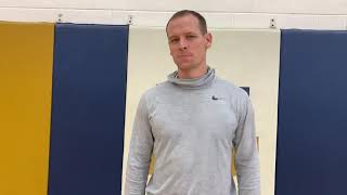 My interview with (1st Year) Teutopolis Wooden Shoes Boys Basketball Coach (Chester Reeder)