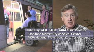2011 MDA Telethon Research - Transitional Services