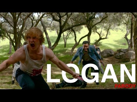 Thumbnail: LOGAN TRAILER PARODY | King Bach, Logan Paul