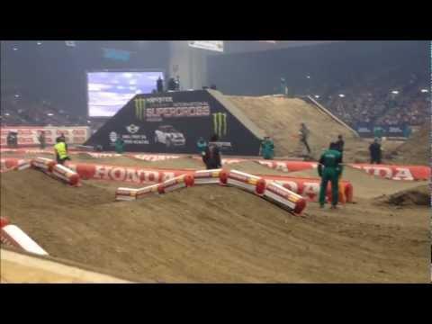 Supercross Genève 2012 - Girls