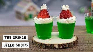 The Grinch Jello Shots