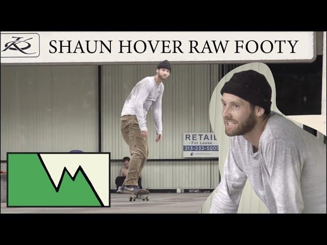 Shaun Hover: Raw footage - iDabble VM issue 8