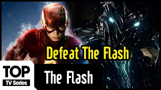 Top 10 Superheroes & SuperVillains can beat The Flash | DC The Flash