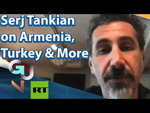 System of a Down's Serj Tankian: Turkey's Use Armenian Genocide as 'Political Capital' is DISGUSTING