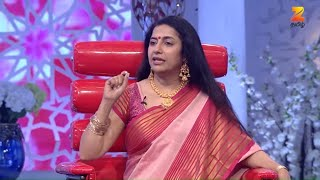 Weekend with Stars - Celebrity Talk Show - Episode 13 - Zee Tamil TV Serial - Best Scene
