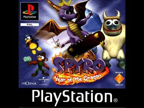 Scorpios9472's Live Stream - Spyro Year of The Dragon  - Back & Forth Collecting Stuff -