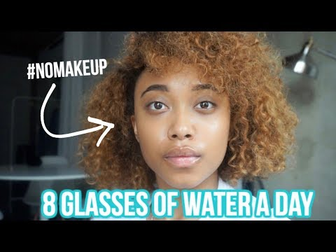 I Drank 8 Glasses of Water A Day For A Week...And This Is What Happened.