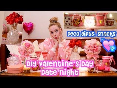 DIY Valentines Day Date Night
