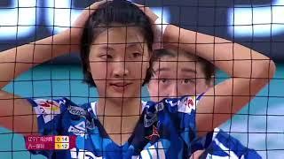 2017-2018 中国女子排球超级联赛 第8轮 袁心玥集锦|2017-2018 China Volleyball League Round 8  Yuan Xinyue