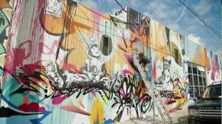 Red Bull Canvas Cooler Project Art Basel Miami 2012 Thumbnail