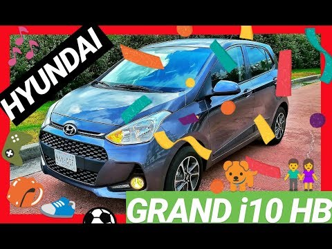 HYUNDAI GRAND i10 HB 2018  TU PRIMER GRAN AMOR Y BONITO  ADN Automotriz