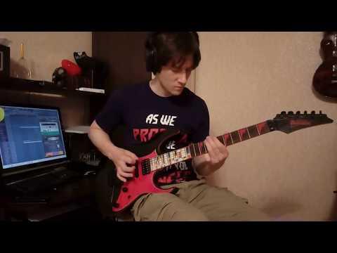 Joe Satriani – The Forgotten, Part 2 Solo Cover (Live)