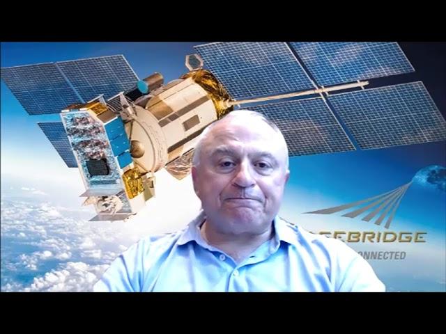 SatTV talks to SpaceBridge