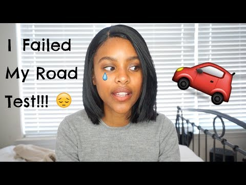 STORY TIME! How I Failed My Driving Test 2X + Tips And Tricks On How You Can Past Your Test 1St Try!