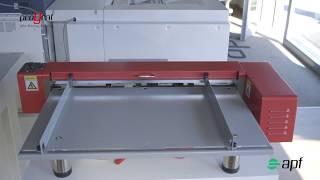 Prograf Cordonatrice/Perforatrice Rotativa Semi-Automatica 660