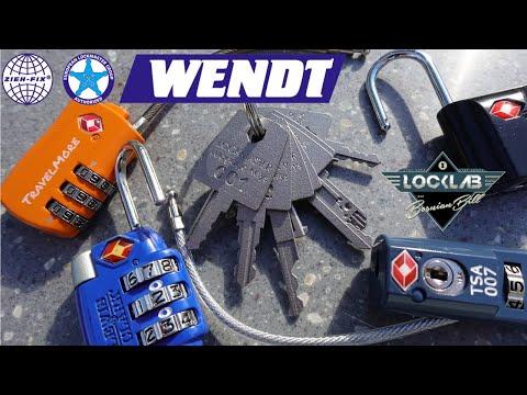 (1682) Review: 3D Metal Printed TSA Master Keys