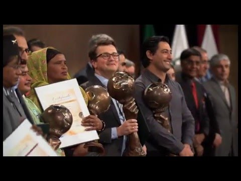 Energy Globe World Award - Tehran/Iran (19. January 2016)