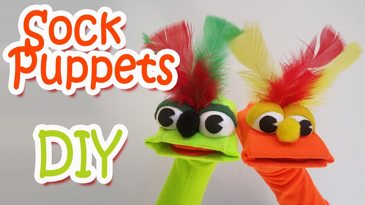 Ana Diy Crafts Puppets