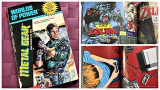 20 Video Game BOOKS Reviewed - Guides & Novels for Retro Collectors!