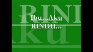 Ibu by Sakha with lyrics