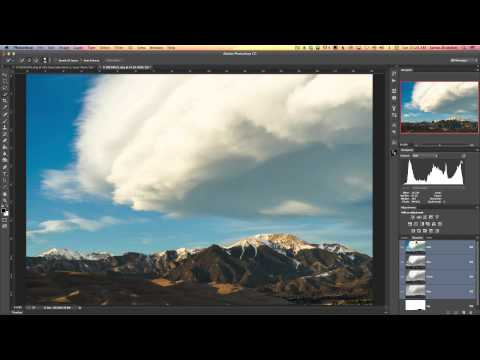 Clouds Over Great Sand Dunes National Park
