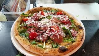 제주도에서 즐기는 이태리 나폴리 피자!! 오리지널 참나…