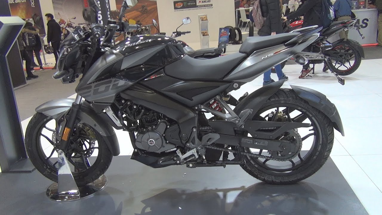 Ns 200 new model 2019