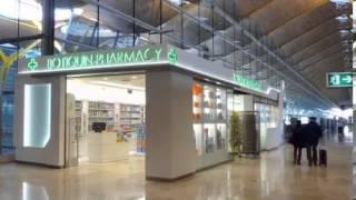 Nueva farmacia en el aeropuerto de Barajas