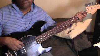 Maxwell I want to get to know you  Bass cover play along