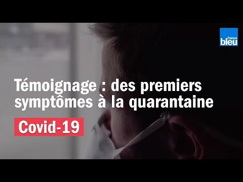 Des premiers symptômes à la quarantaine, récit d'un enseignant breton porteur du Covid-19
