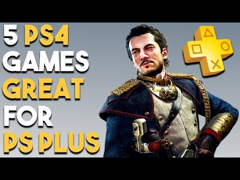 5 More PS4 Games That Would Be GREAT for PS Plus Subscribers (2018 Free PS4 Games for Plus)