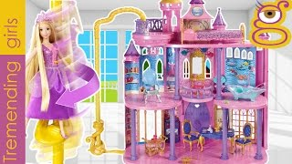 Disney Princess Ultimate Dream Castle Review - Princesas Disney Castillo Dream