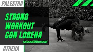 Athena Home Workout Strong