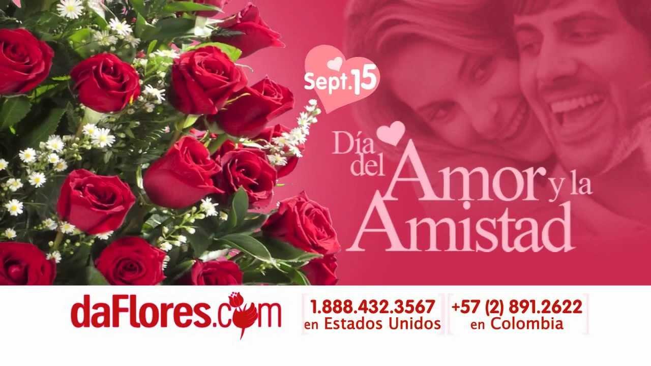 Dia Del Amor Y Amistad En Colombia