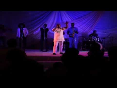 Thou Art Worthy/ Our God Is Indescribable - Owie Abutu(INCENSE Worship Live)