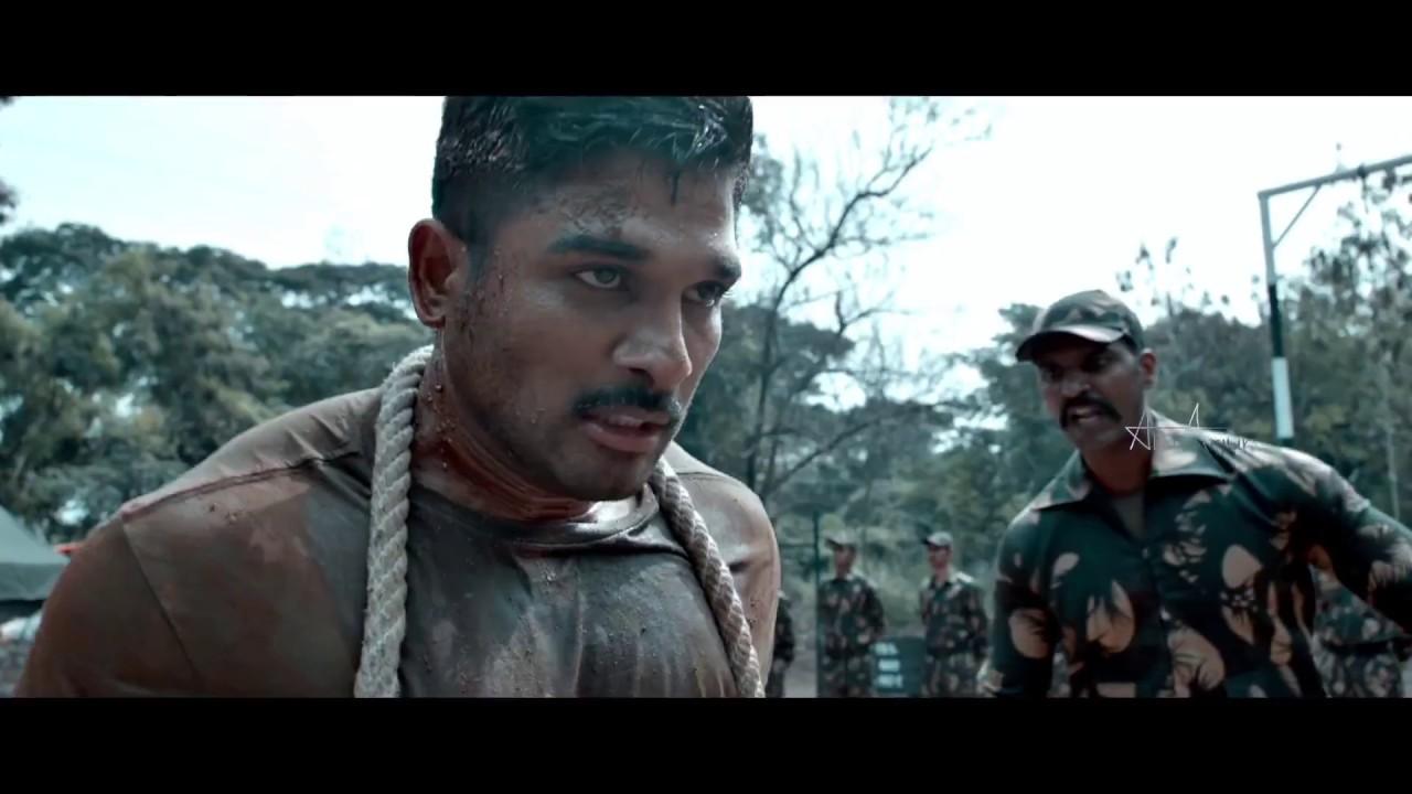 Allu arjun photos full movie commando