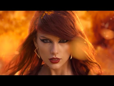 Taylor Swift Inspired - Bad Blood Makeup Tutorial