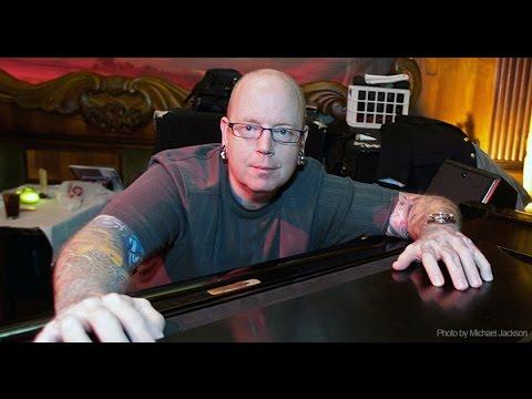 Mike Jones LIVE at PianoForte Studios