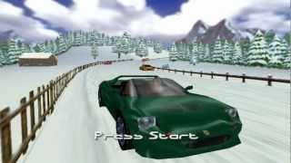Roadsters Trophy N64 attract mode