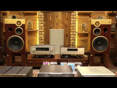 Test JBL Century Gold Limated