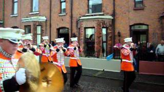 Cookstown Sons of William at ABOD 2011