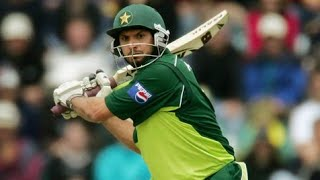 "A Tribute to Shahid ""The Beast"" Afridi"