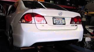 2007 Acura CSX Type S Dyno Run Thumbnail