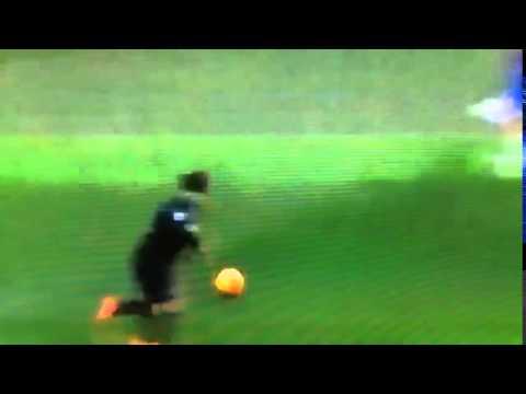 Chelsea 1:1 Stoke City Diouf goal