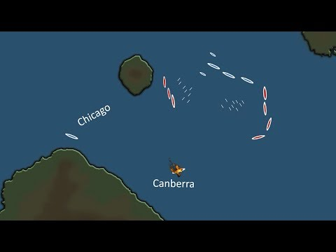 Battle of Savo Island 1942: America's Worst Naval Defeat