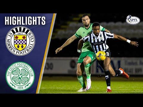 St Mirren Celtic Goals And Highlights