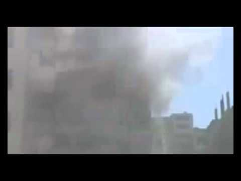 Assad Punks Kofi Annan pt4   Bombs Homs City on Truce Day 10 April 12
