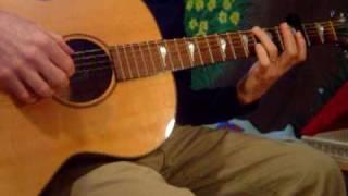 Guitar tutorial: Homeward Bound