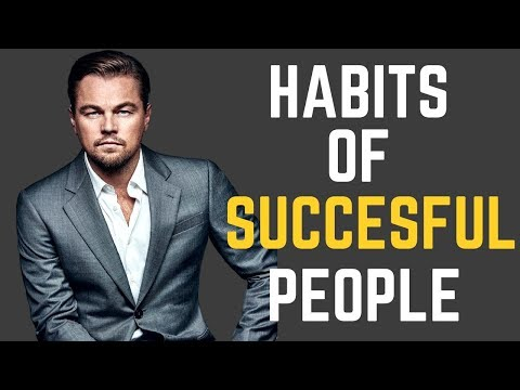 5 Daily Habits of Successful People
